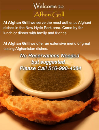 Afghan Grill, New Hyde Park, NY